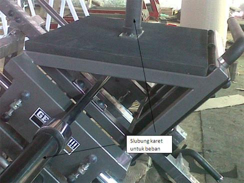 peralatan dan perlengkapan alat-alat fitness
