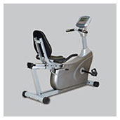 Programmable Recumbent Bike XB–909 B
