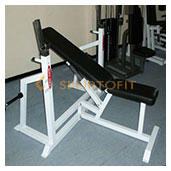 Olympic Flat Bench Press Setelan 3 Posisi PGF-20