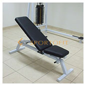 Adjustable Utility Bench 2 Posisi PGB-03