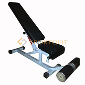 Adjustable Utility Bench 3 Posisi PGB-04