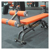 Super Adjustable Sit Up Bench XGB-14