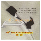 45 Back Extention XGB-01